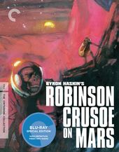 Robinson Crusoe on Mars (Blu-ray, Criterion