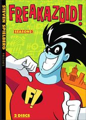 Freakazoid! - Complete 2nd Season (2-DVD)