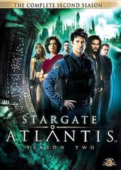 Stargate: Atlantis - Season 2 (5-DVD)