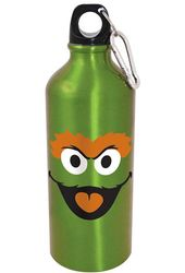 Oscar: Big Face 20 Oz. Aluminum Water Bottle