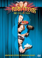 The Three Stooges - Collection (3-DVD)
