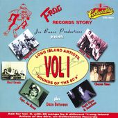 Frog Records Story - Presents Long Island Artists
