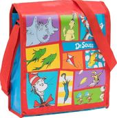Dr. Seuss - Recycled Messenger Tote