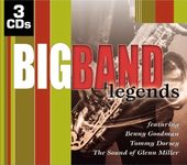 Big Band Legends [Madacy] (3-CD)