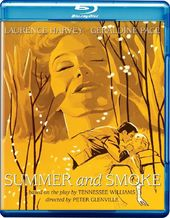 Summer and Smoke (Blu-ray)