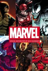 Marvel Comics - Pop-Up: 2015 Calendar