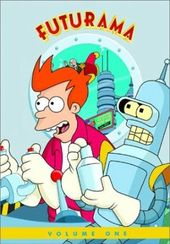 Futurama - Volume 1 (3-DVD)