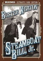 Steamboat Bill, Jr. (2-DVD) (Silent)