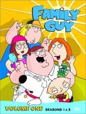 Family Guy - Volume 1 (4-DVD)