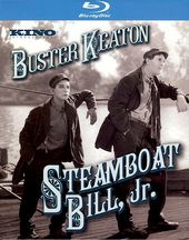 Steamboat Bill, Jr. (Blu-ray, Ultimate Edition)