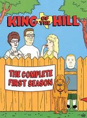 King of the Hill - Season 1 (3-DVD)