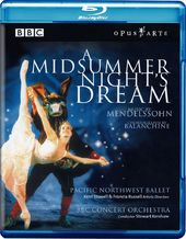 Mendelssohn - A Midsummer Night's Dream (Blu-ray)