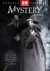Mystery Classics: 50-Movie Collection (12-DVD)
