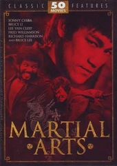 Martial Arts 50 Movie Collection (12-DVD)
