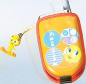 Looney Tunes - Tweety - Circles - Cell Phone Case