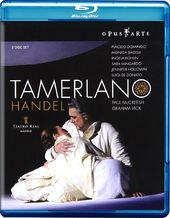 Handel - Tamerlano (Blu-ray, 2-Disc Set)