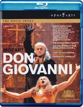Mozart - Don Giovanni (Blu-ray, 2-Disc Set)