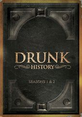 Drunk History - Seasons 1 & 2 (3-DVD)