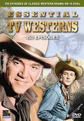 Essential TV Westerns (12-DVD)
