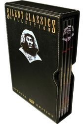 Silent Classics (4-DVD Leather Box Set)