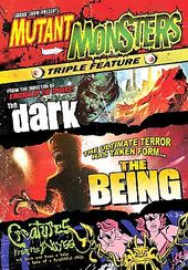 Mutant Monsters Triple Pack - The Being / The