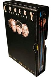 Comedy Classics (4-DVD Leather Box Set)