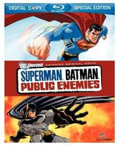 Superman / Batman: Public Enemies (Blu-ray)