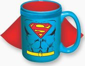 DC Comics - Superman - Character Caped 15 oz. Mug