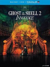 Ghost in the Shell 2: Innocence (Blu-ray + DVD)