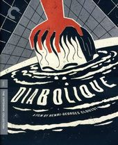 Diabolique (Blu-ray, Criterion Collection)