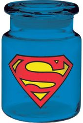 DC Comics - Superman - Logo - 6oz Jar