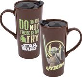 Star Wars - Yoda 20 oz. Ceramic Travel Mug