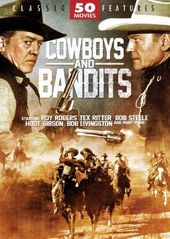 Cowboys and Bandits: 50-Movie Collection (12-DVD)