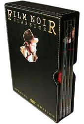 Film Noir Classics Collection (4-DVD Leather Box