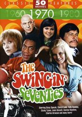 Swingin' Seventies: 50-Movie Collection (12-DVD)