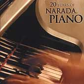 20 Years of Narada Piano (2-CD)