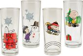 Peanuts - Holiday Glass Set