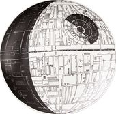 Star Wars - Death Star Ceramic Serving Platter