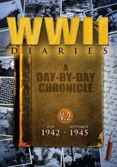 WWII - Diaries, Volume 2 (10-DVD)