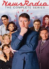NewsRadio - Complete Series (9-DVD)