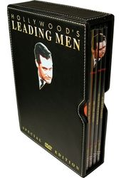 Hollywood's Leading Men Collection (4-DVD Leather