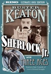 Sherlock Jr. / Three Ages (Special Edition)