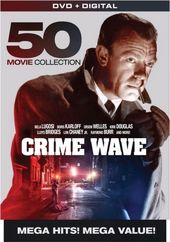 Crime Wave: 50-Movie Collection (10-DVD)