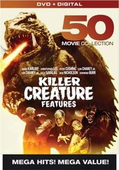 Killer Creature Features (10-DVD)