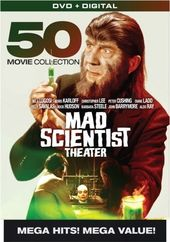 Mad Scientist Theater: 50-Movie Collection