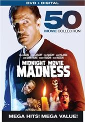 Midnight Movie Madness: 50-Movie Collection