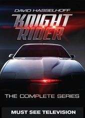 Knight Rider - Complete Series (16-DVD)
