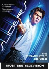 Sliders - Complete Series (15-DVD)