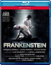 Frankenstein (Royal Opera House) (Blu-ray)