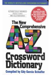Crosswords/Dictionaries: The New Comprehensive